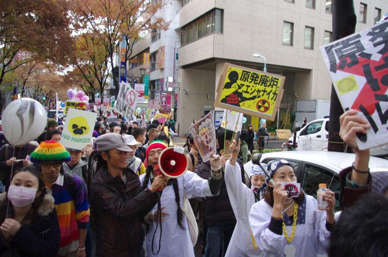NO NUKES! ALL ST☆R DEMO 2 - 2011.12.03_a0222059_20472530.jpg