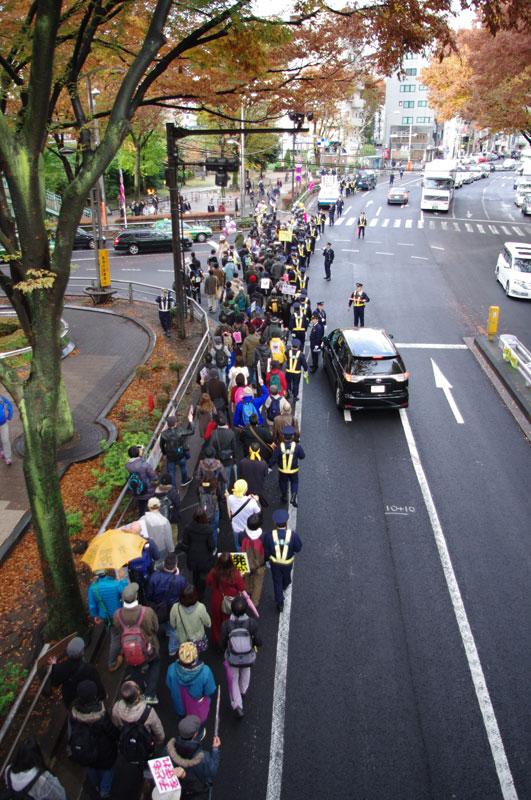 NO NUKES! ALL ST☆R DEMO 2 - 2011.12.03_a0222059_20474765.jpg