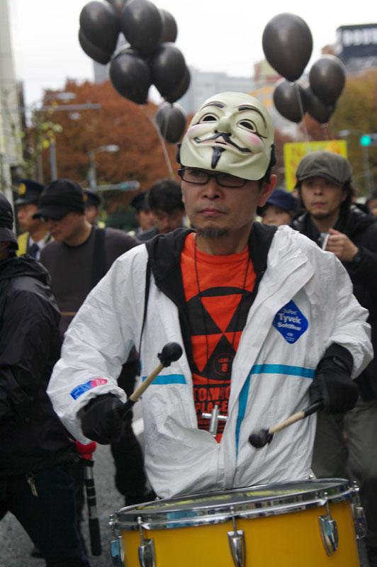 NO NUKES! ALL ST☆R DEMO 2 - 2011.12.03_a0222059_20475587.jpg