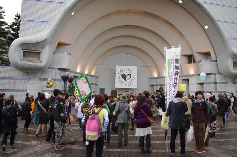 NO NUKES! ALL ST☆R DEMO 2 - 2011.12.03_a0222059_20523567.jpg