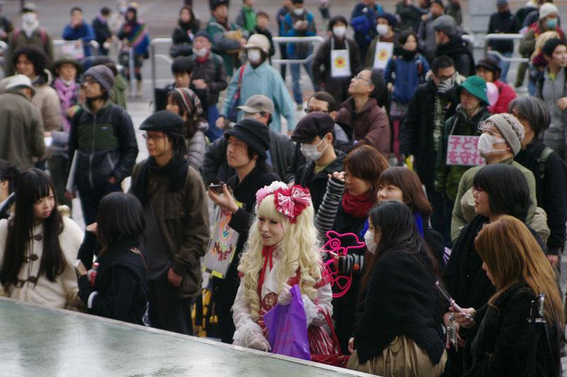 NO NUKES! ALL ST☆R DEMO 2 - 2011.12.03_a0222059_20534757.jpg
