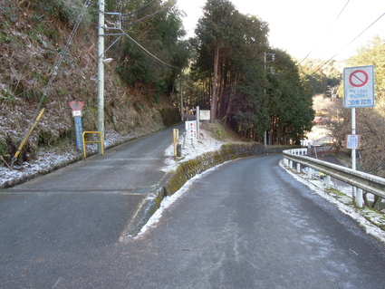 セラピーロード ~二の足林道コース~_e0231387_17132340.jpg