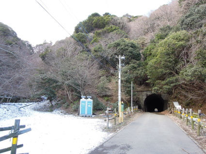 セラピーロード ~二の足林道コース~_e0231387_1723625.jpg