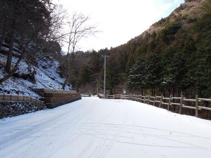 セラピーロード ~二の足林道コース~_e0231387_17293515.jpg