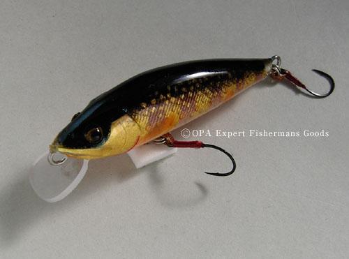 純金箔ミノー『黒金岩魚』の完成_c0170924_1723519.jpg