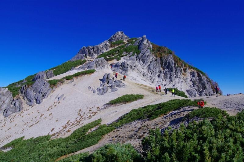 2011燕岳登山その10_a0060230_23585220.jpg