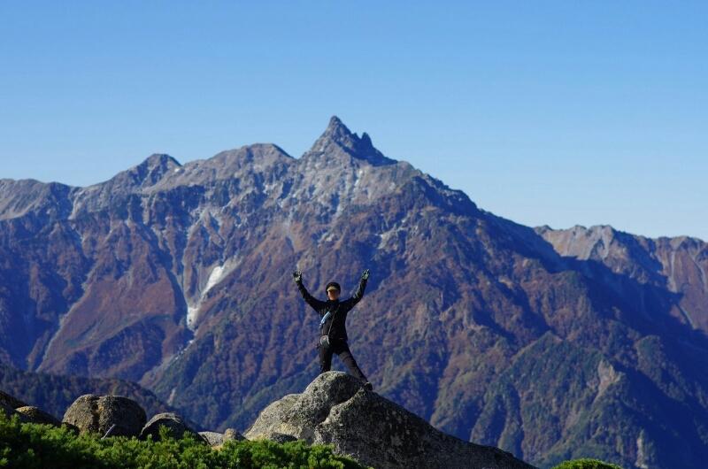 2011燕岳登山その10_a0060230_23594655.jpg