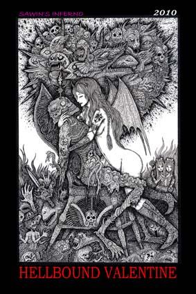 Demonically Indecent Valentine 2012 ポストカード_a0093332_1247193.jpg