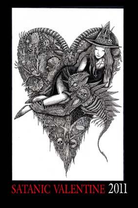 Demonically Indecent Valentine 2012 ポストカード_a0093332_12481065.jpg
