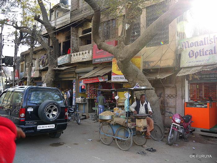 インド旅行記 2 ヴァラナシへ_a0092659_21441725.jpg