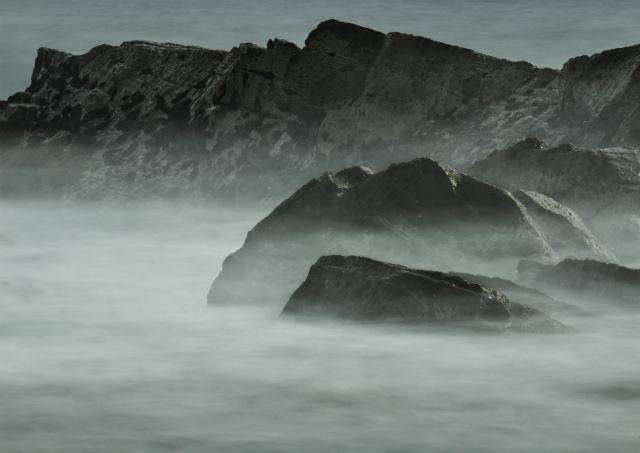 白亜紀浅海堆積物 2_f0018464_21124247.jpg