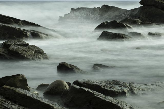 白亜紀浅海堆積物 2_f0018464_2113278.jpg