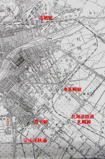 東札幌駅界隈_f0078286_17512232.jpg