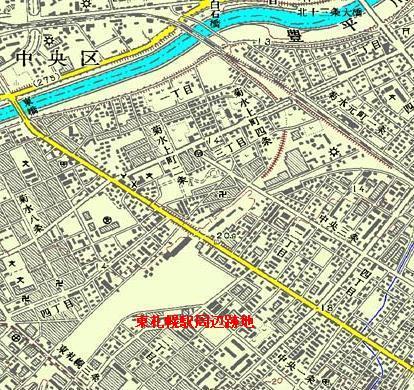 東札幌駅界隈_f0078286_17522620.jpg