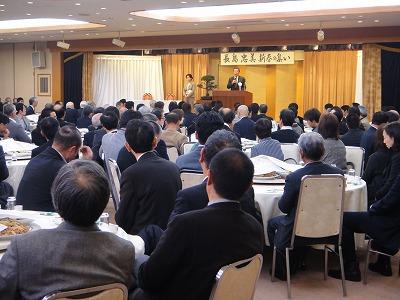 長島代議士新年会     _f0019487_762772.jpg