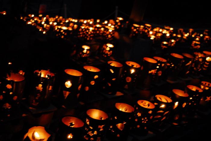 光のバレンタイン in 飛龍窯_d0047811_2261316.jpg