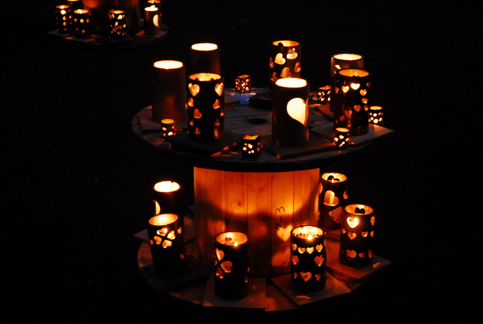 光のバレンタイン in 飛龍窯_d0047811_2261771.jpg