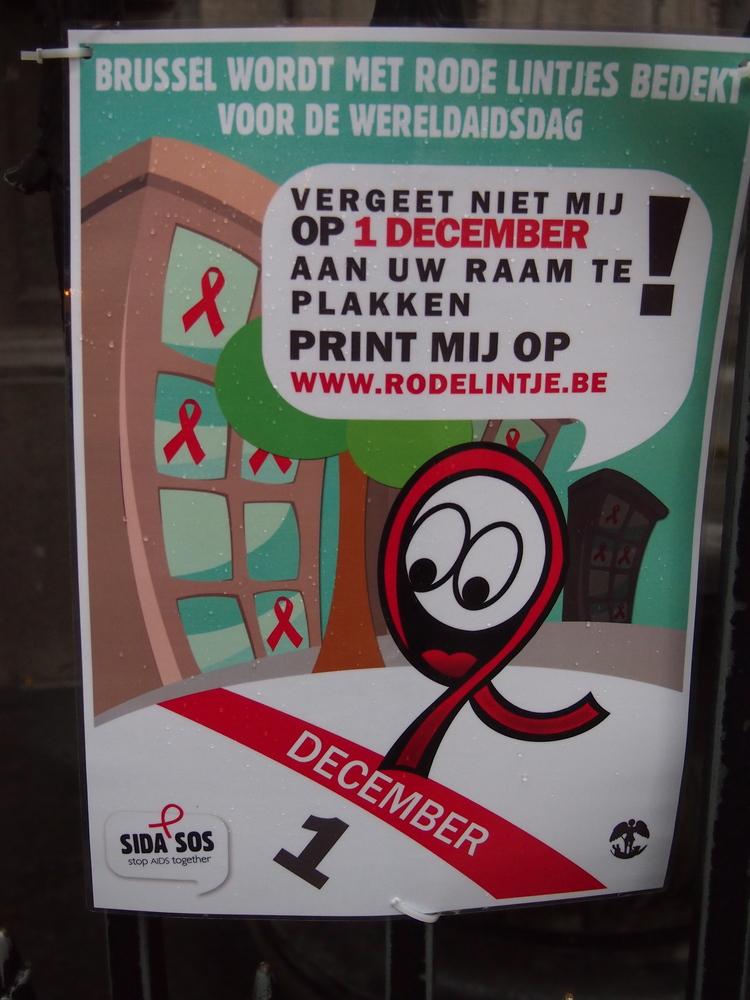 2011 11月 ベルギー・ブリュッセル 1日旅 ② 小便小僧_f0062122_20305960.jpg