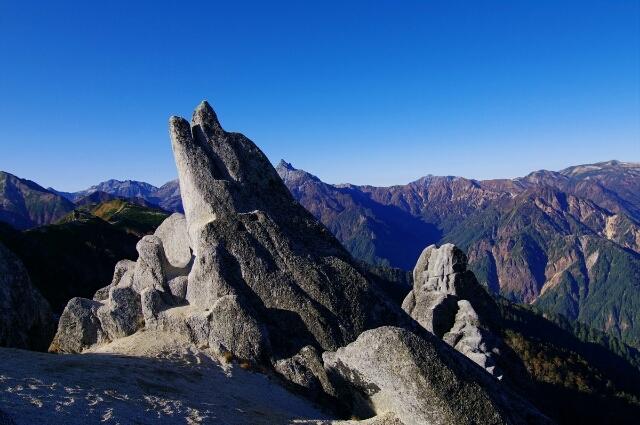 2011燕岳登山その10_a0060230_011559.jpg