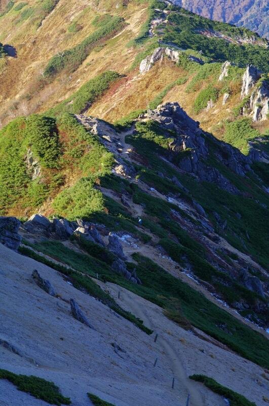 2011燕岳登山その9_a0060230_024455.jpg