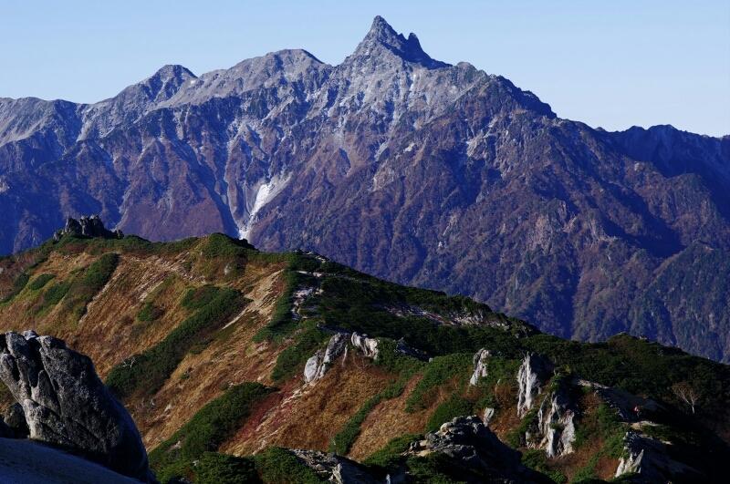 2011燕岳登山その9_a0060230_034547.jpg