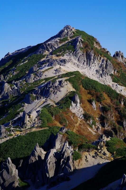 2011燕岳登山その9_a0060230_045823.jpg