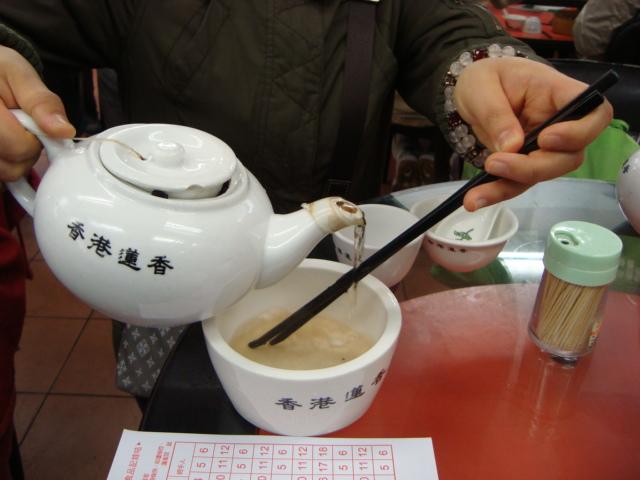 香港へ行く。② ~老舗ワゴン飲茶店へ行く。~_f0232060_16224619.jpg