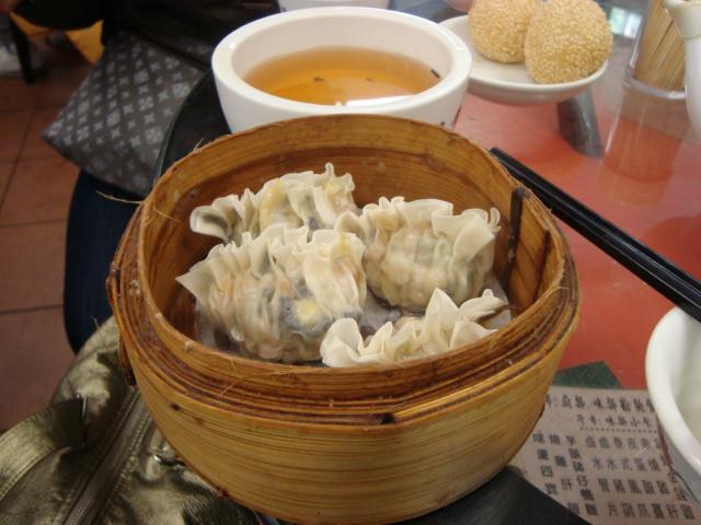 香港へ行く。② ~老舗ワゴン飲茶店へ行く。~_f0232060_16253568.jpg