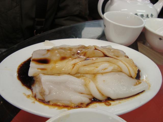香港へ行く。② ~老舗ワゴン飲茶店へ行く。~_f0232060_16285319.jpg