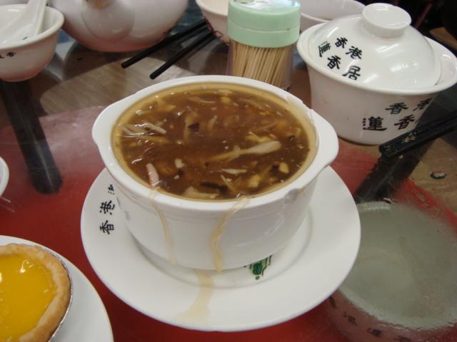 香港へ行く。② ~老舗ワゴン飲茶店へ行く。~_f0232060_16354031.jpg