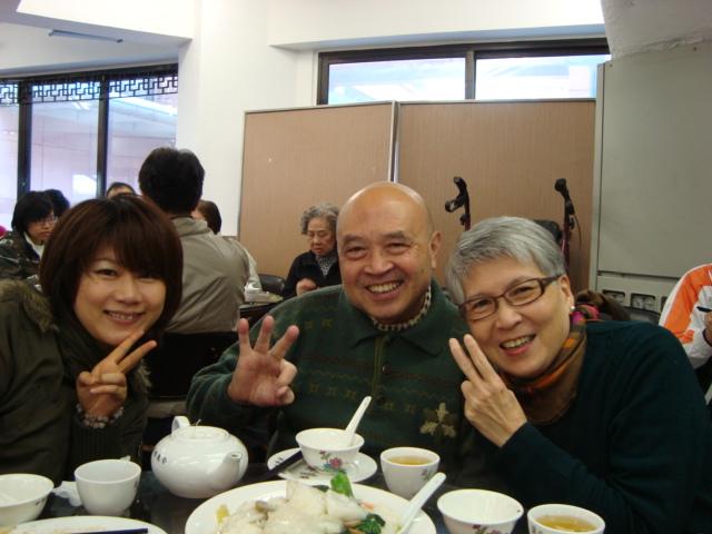 香港へ行く。② ~老舗ワゴン飲茶店へ行く。~_f0232060_16431347.jpg