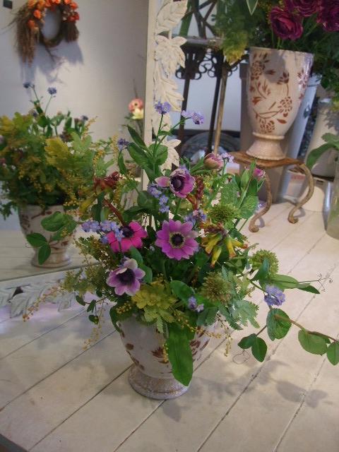 オークリーフ花の教室(それぞれの春を・・)_f0049672_18552813.jpg