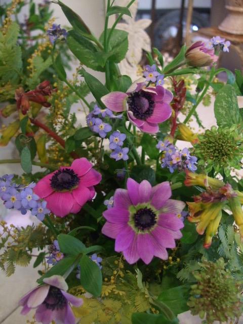 オークリーフ花の教室(それぞれの春を・・)_f0049672_1973045.jpg
