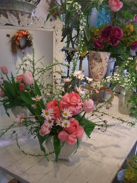 オークリーフ花の教室(それぞれの春を・・)_f0049672_1982765.jpg