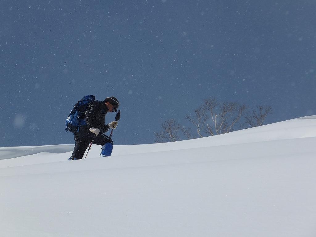 2月11日、オコタンペ山-その1-_f0138096_2246508.jpg
