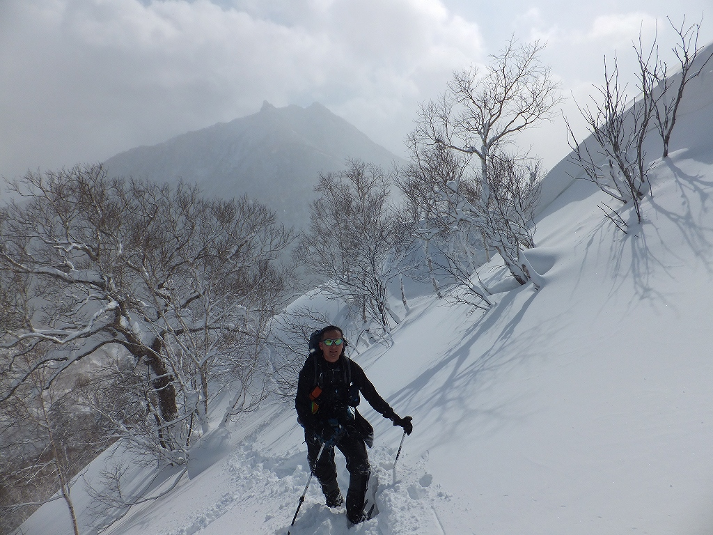 2月11日、オコタンペ山-その1-_f0138096_22473663.jpg