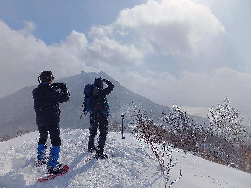 2月11日、オコタンペ山-その1-_f0138096_22475220.jpg