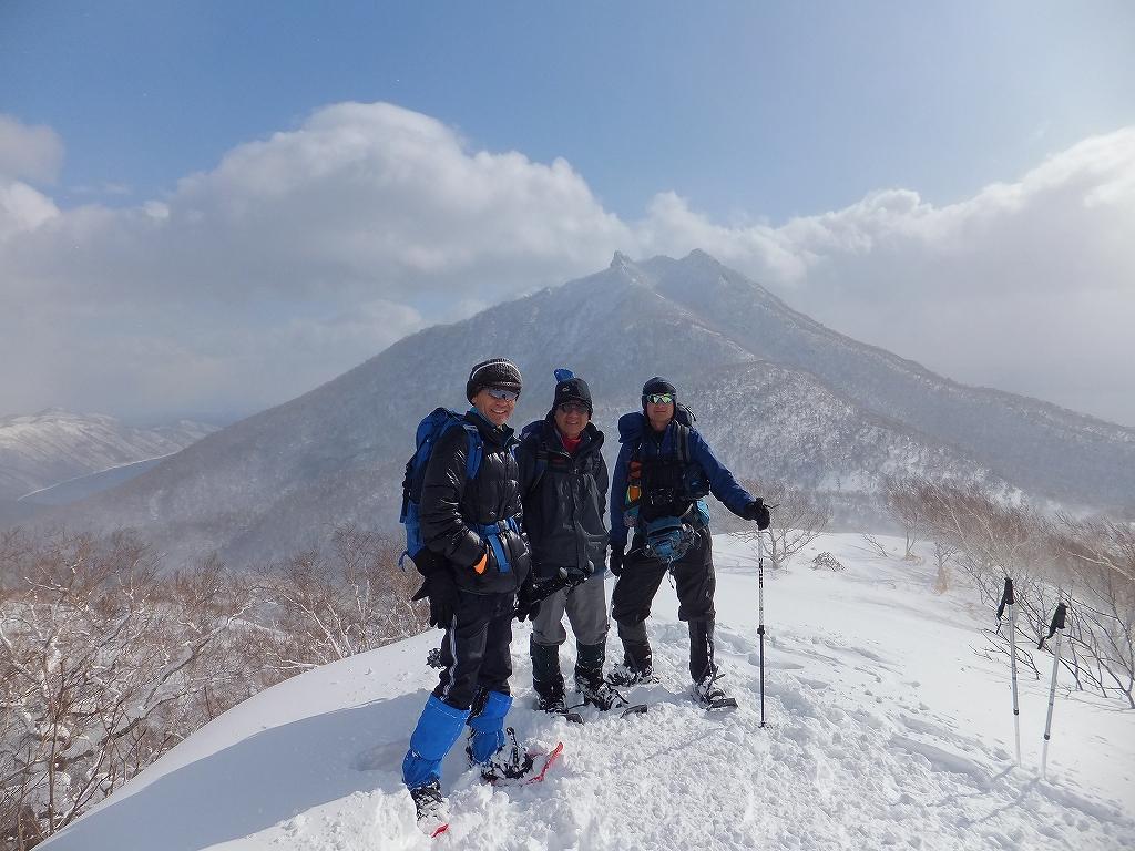 2月11日、オコタンペ山-その1-_f0138096_22481338.jpg