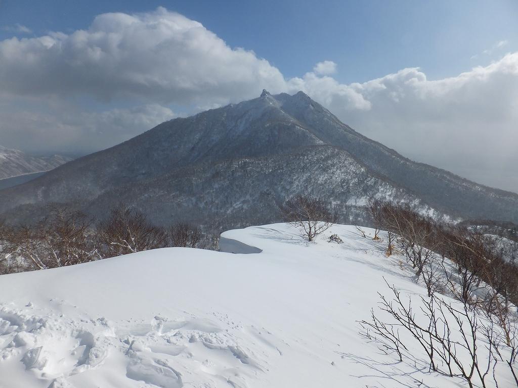 2月11日、オコタンペ山-その1-_f0138096_22484626.jpg