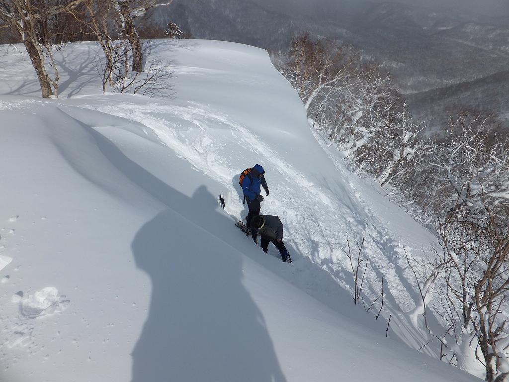 2月11日、オコタンペ山-その1-_f0138096_22492068.jpg