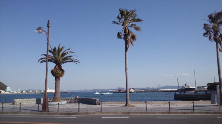 今日の久里浜海岸付近の絵_d0092901_2262581.jpg