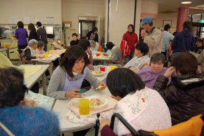 寿司&カラオケパーティー_a0154110_15113657.jpg
