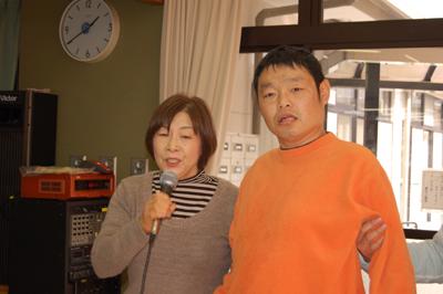 寿司&カラオケパーティー_a0154110_1512124.jpg