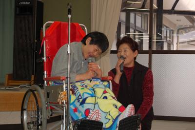 寿司&カラオケパーティー_a0154110_1512181.jpg