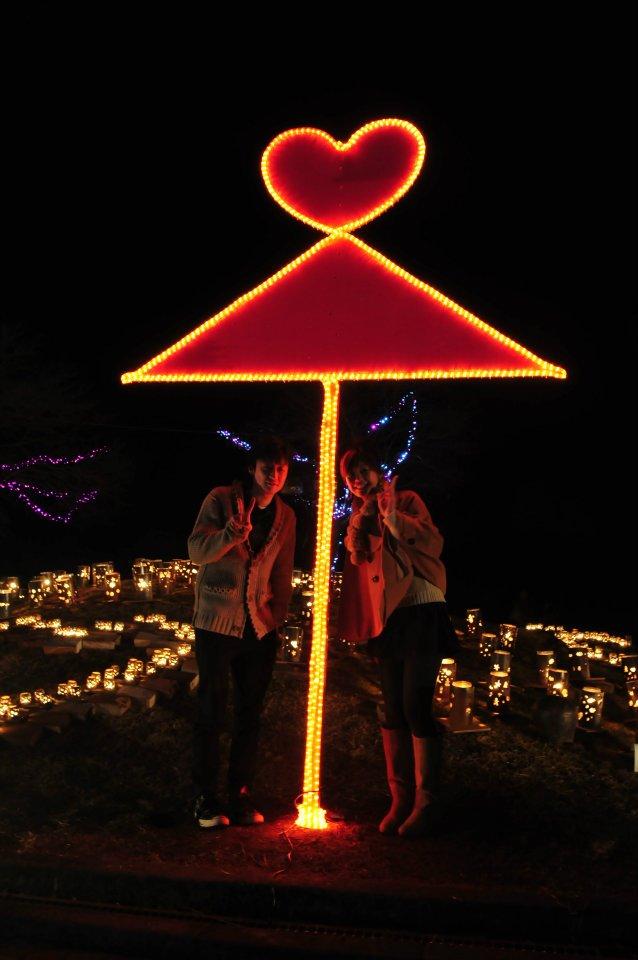 光のバレンタイン in 飛龍窯、ありがとうございました。_d0047811_2244962.jpg