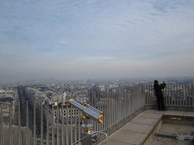 Arc de triomphe de l\'Étoile 【凱旋門】_f0218513_20291067.jpg