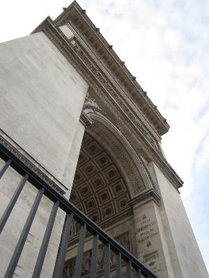 Arc de triomphe de l\'Étoile 【凱旋門】_f0218513_2029179.jpg