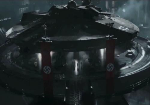 「アイロン・スカイ」:ナチスの「空飛ぶ円盤」ストーリーらしい!_e0171614_21423345.jpg