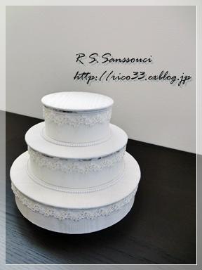 ホワイトウェディングケーキ_d0222715_10594188.jpg