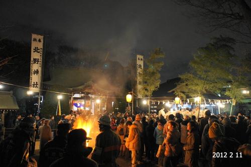 徳丸北野神社田遊び_d0004728_14361036.jpg